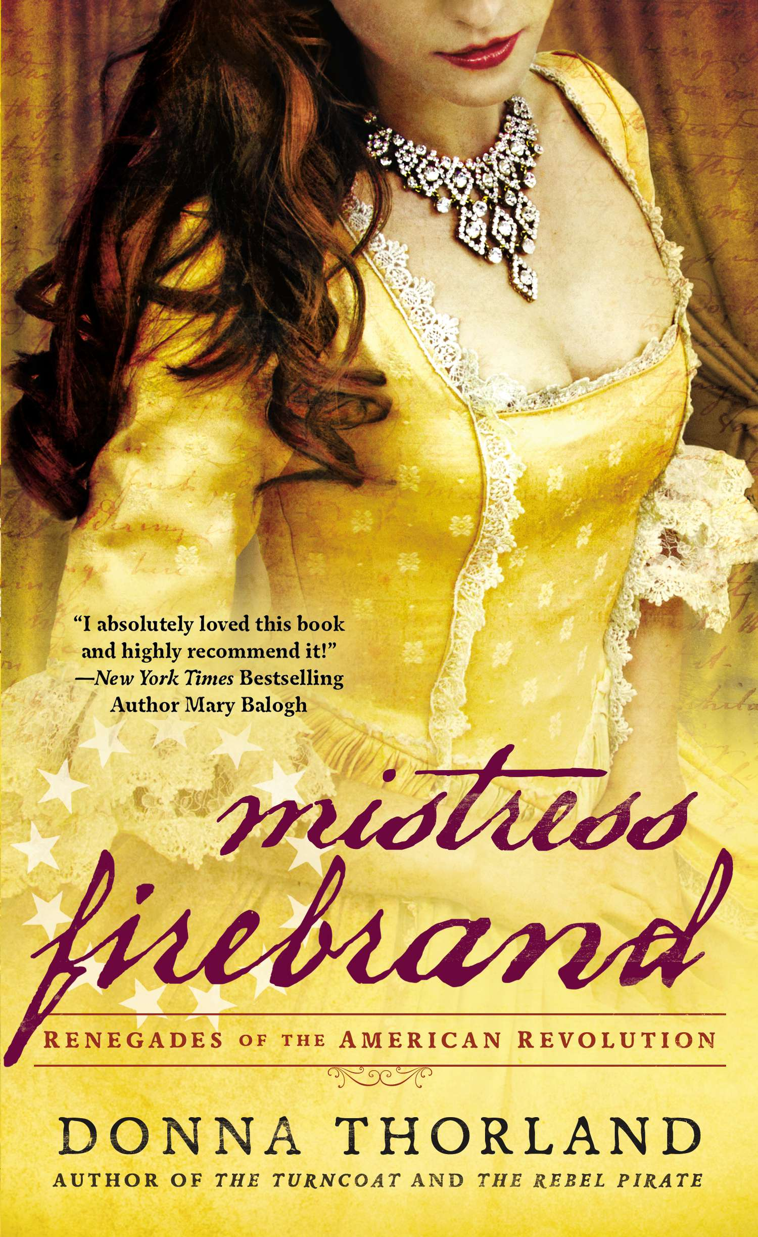 Mistress Firebrand: Renegades of the American Revolution book cover