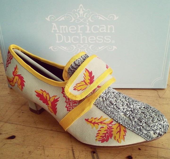 Mistress Firebrand Shoe Giveaway